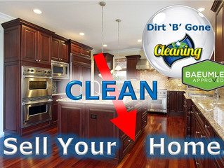 House Cleaning Tips to Sell Your Home
