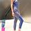 Thumbnail: Nina Activewear Top and Pant Set