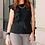 Thumbnail: Bethany Sleeveless One-Side Ruffle Top