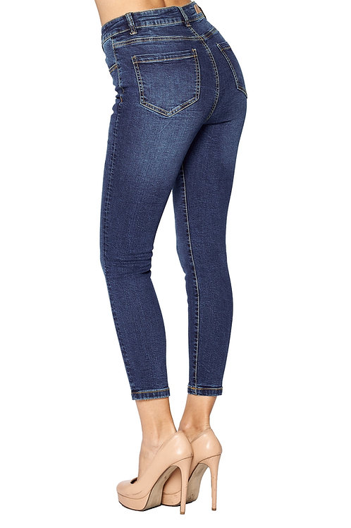 Upscale Ankle Skinny Jeans