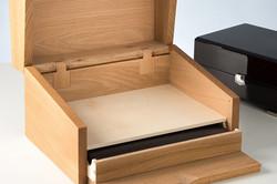 Croglin Wooden Jewellery Box