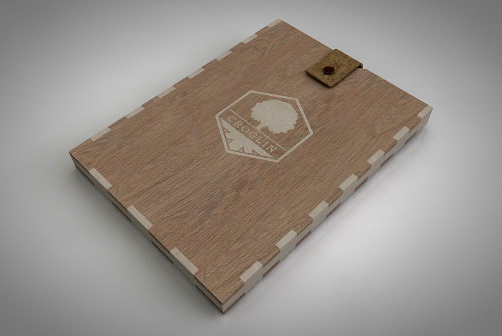 Croglin Wooden Presentation Boxes