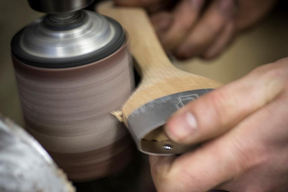 Croglin Hand Finishing wooden parts