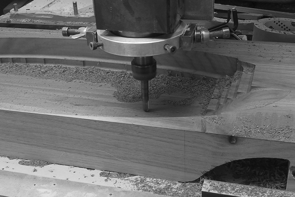 Croglin Modern Machining Woodwork