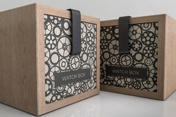 Croglin Luxury Watch Jewellery Boxes