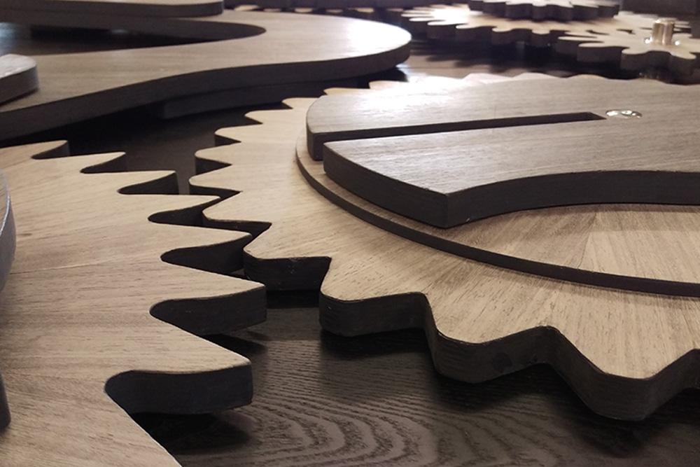 Croglin Luxury Wooden Craftsmanship