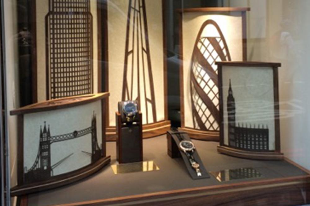 Croglin Luxury Wooden POP/POS