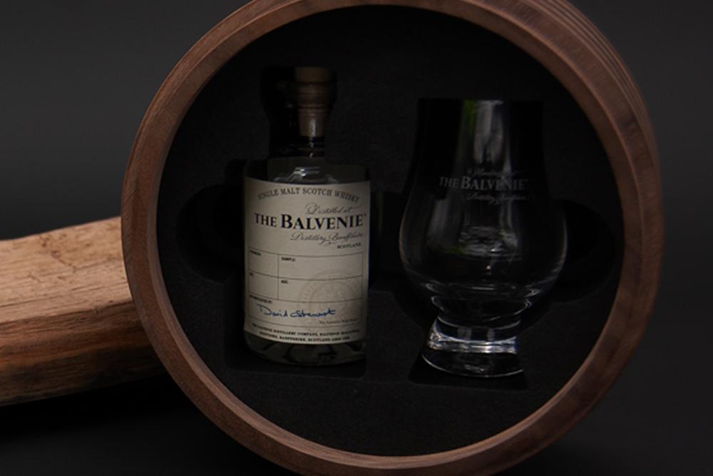 Croglin for The Balvenie Wooden Box