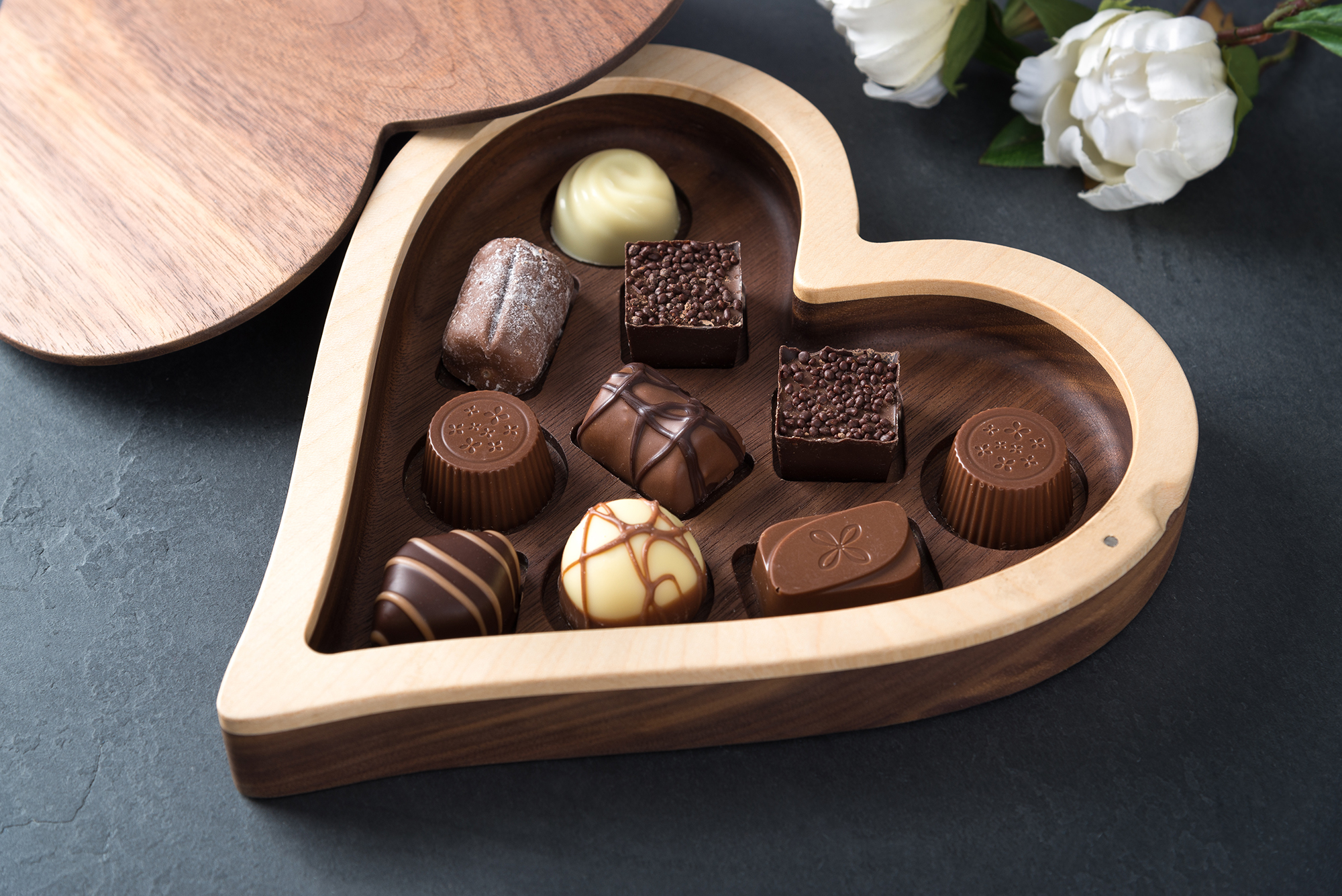 Croglin Luxury Chocolate Box