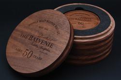 The Balvenie Luxury Wooden Box