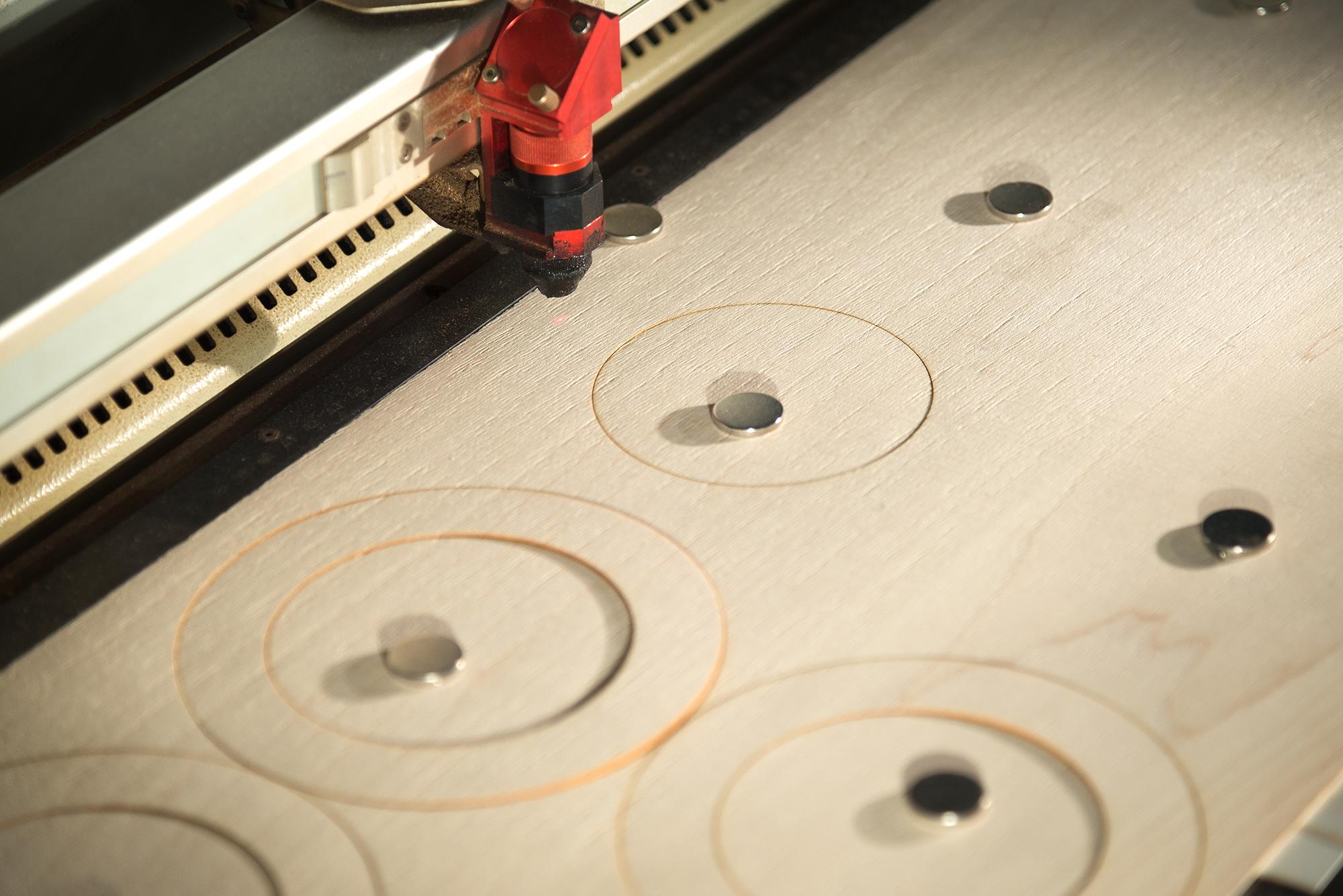 Croglin Studio Modern CNC Cutting