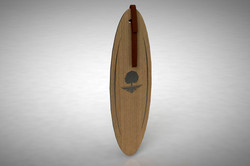 Croglin Luxury Wooden Bookmark