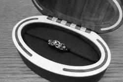 Croglin Luxury Wooden Jewellery Box