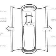 Luxury Bottle Packaging Design by Croglin Limited