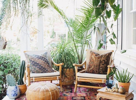5 BOHO OUTDOOR SEATING OPTIONS THAT CHANNEL VACATION VIBES (FOR UNDER $150!)