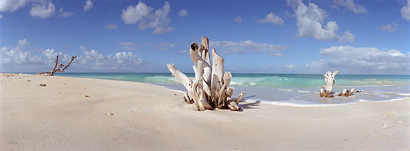 Cloudy Bay, Antiqua, Caribbean
