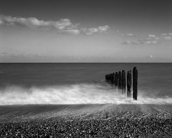 Sea Break, Winchelsea, UK