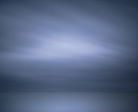 Last Light tint picture of sea and sky by Tim Barker