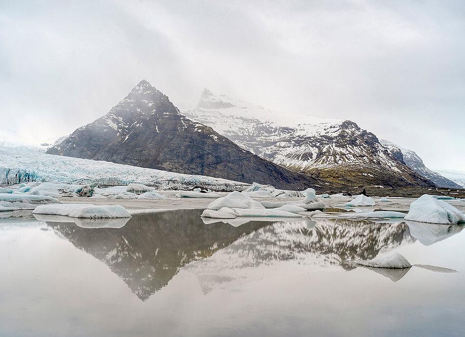 Fjallsárlón glacier,Öræfi, Iceland