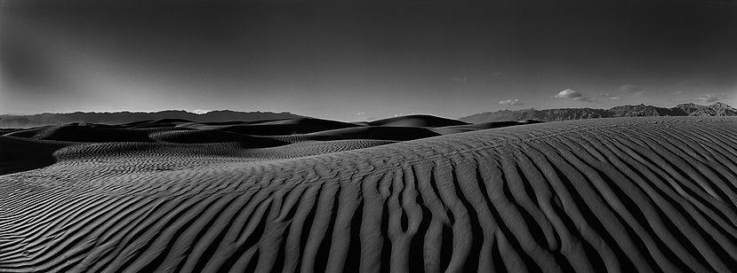 Western Desert, Death Valley CA, USA