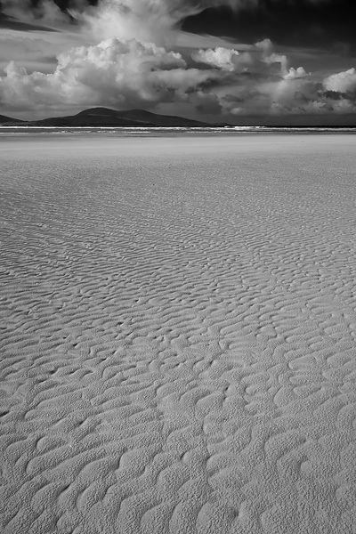 Luskentyre Monochrome by Tim Barker