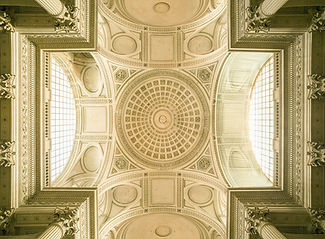Pantheon ceiling Paris, France.jpg