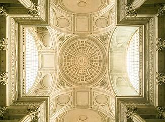 Pantheon ceiling Paris, France.jpg