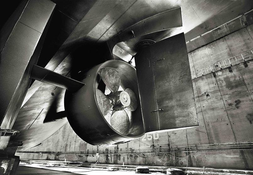 Ship propelor, Romanian ship yard