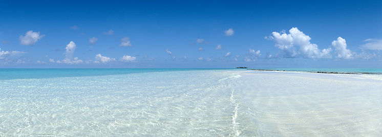 Perfect Day, Maldives, Indian Ocean by Tim Barker at Atelier Editions