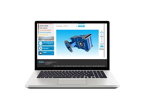 Configurateur 3D motoréducteur