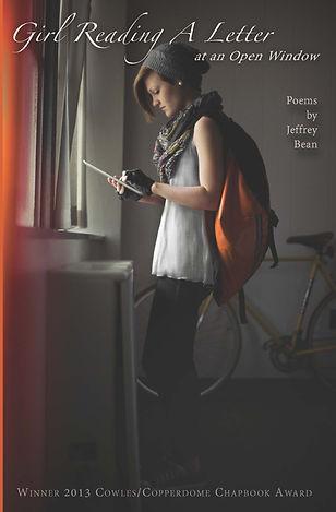 Jeffrey Bean Poet Jeffrey Bean Girl Reading a Letter at an Open Window