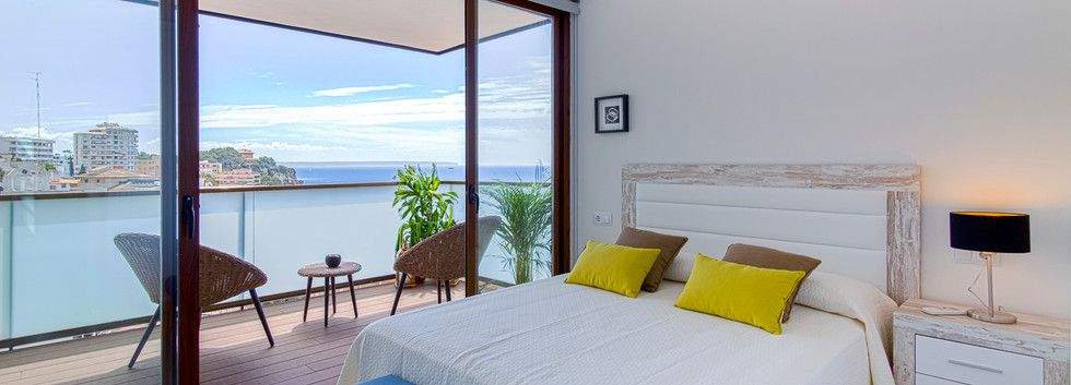 Penthouse Apartment Cala Mayor