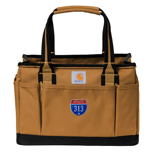 Carhartt® 313 Patch Utility Tote CT89121325