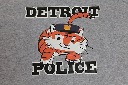 Detroit Police Little Tiger Youth T-Shirt