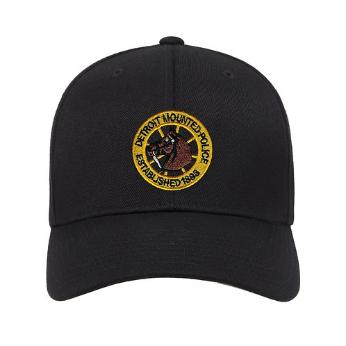 Detroit Police Mounted Low Adjustable Hat