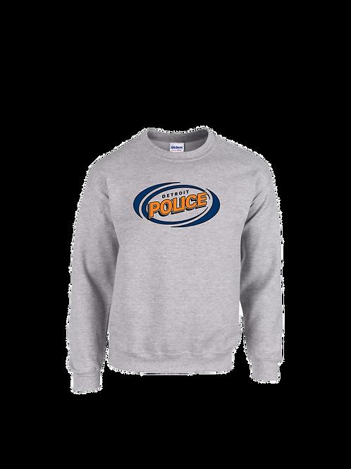 Detroit Police Swirl Sweatshirt