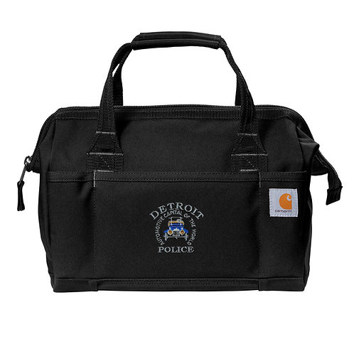 "Carhartt® Foundry Series 14"" Detroit Car Patch Tool Bag CT89240105"