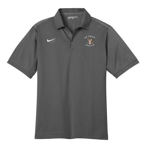Nike Detroit Police Eagle Dri-FIT Sport Swoosh Pique Polo 443119
