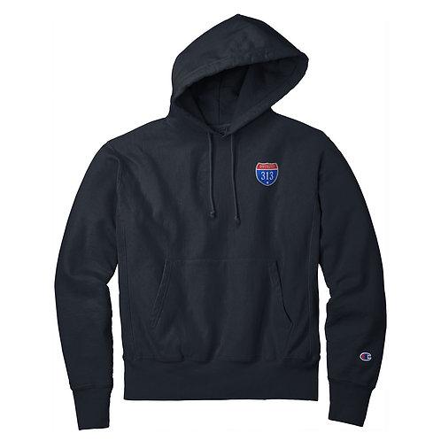 Champion ®  313 Patch Sweatshirt GDS101