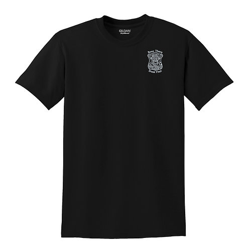 Detroit Police Been There - Done That Retired T-Shirt