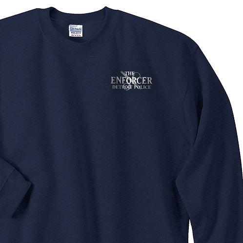 Detroit Police The Enforcer Embroidered Sweatshirt