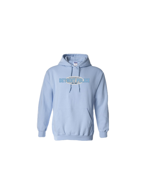 Detroit Police Authentic Hoodie