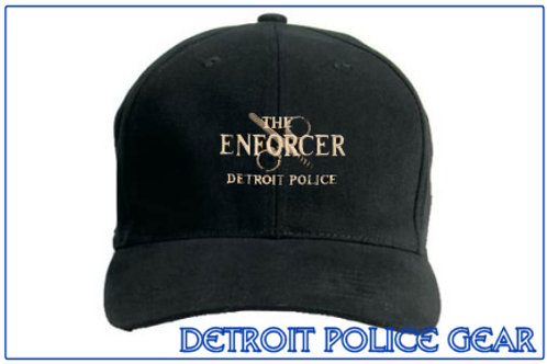 Detroit Police The Enforcer Flex-Fit Hat