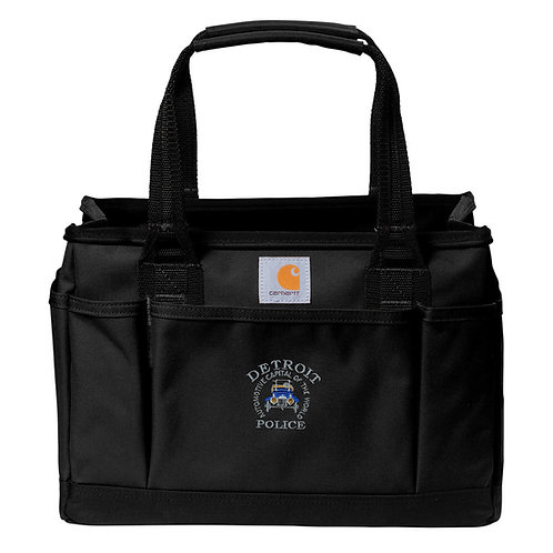 Carhartt® Detroit Police Car Patch Utility Tote CT89121325