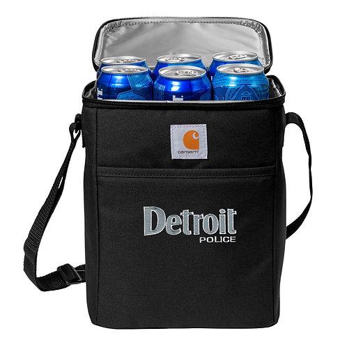 Carhartt® Vertical 12-Can Detroit Police Cooler CT89032822