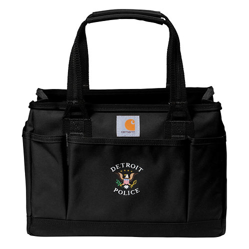 Carhartt® Detroit Police Eagle Utility Tote CT89121325