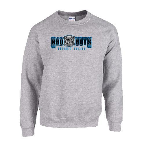 Detroit Police Bad Boys (Old Style) Sweatshirt