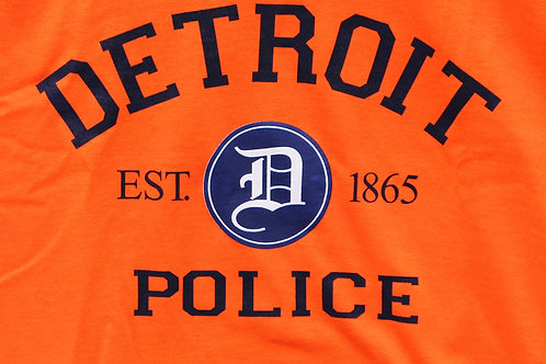 Detroit Police 1865 Circle D Sweatshirt