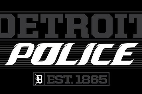 Detroit Police DPD Shadow Sweatshirt