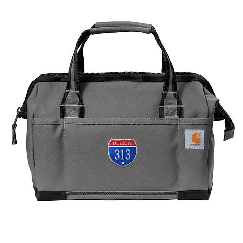 """Carhartt® Foundry Series 14"""" 313 Patch Tool Bag CT89240105"""